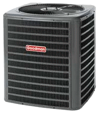 GOODMAN central heat pump (residential) - Model GSZ13