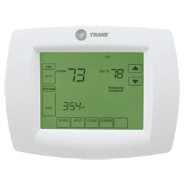 Thermostat programmable Trane - Modèle XL803